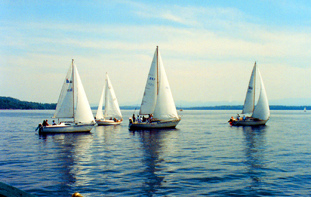 sailing-on-Lake-Champlain